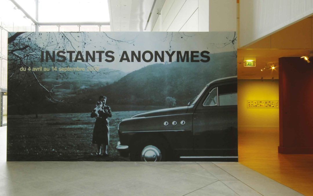 instants anonymes