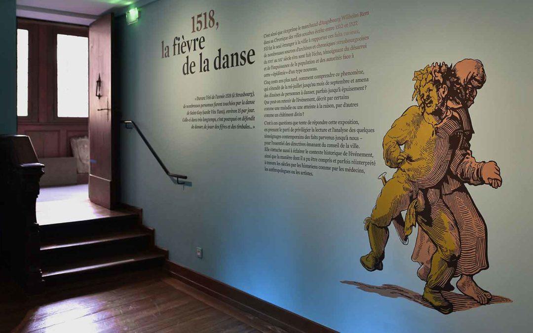 1518 la fièvre de la danse
