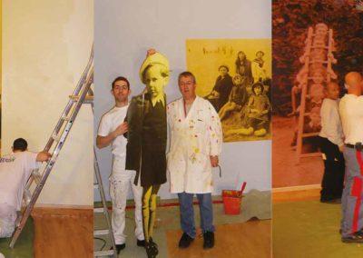 pose papier - musée d'art moderne et contemporain de strasbourg