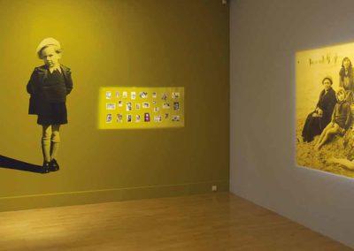 château de sable & enfants - musée d'art moderne et contemporain de strasbourg