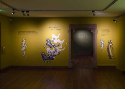 fièvre - musée de l'œuvre notre-dame strasbourg