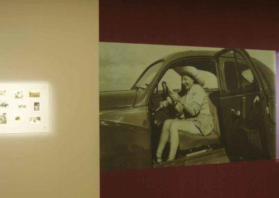 conductrice - musée d'art moderne et contemporain de strasbourg