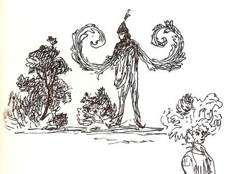 hm-feuille - la chambre des merveilles - philippe poirier