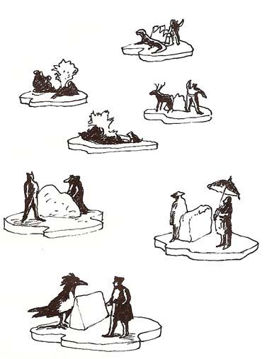 îles - la chambre des merveilles - philippe poirier